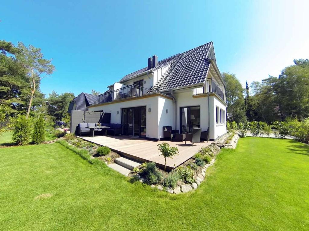 Ostsee Ferienhaus Dünenwald Dierhagen
